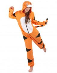 Eendelig tijger kostuum voor vrouwen
