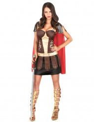 Historische Romeins gladiator outfit voor vrouwen