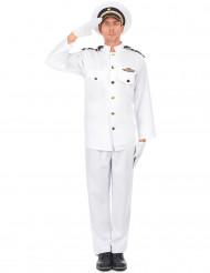 Marine officier kostuum voor volwassenen