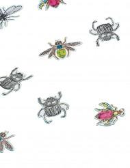 200 papieren insecten confetti