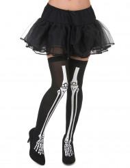 Skeletten legging voor vrouwen