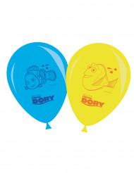 8 latex Finding Dory™ ballonnen