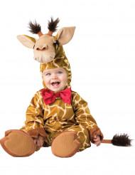 Giraffe kostuum voor baby's - Luxe
