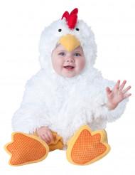 Kleine kip kostuum voor kinderen - Luxe