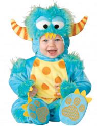Klein monster kostuum voor baby