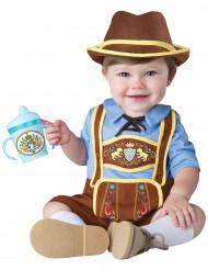 Beiers kostuum voor baby