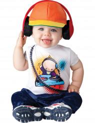 DJ kostuum voor baby