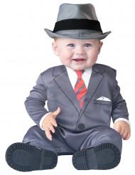 Zakenman kostuum voor baby