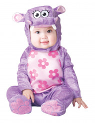 Nijlpaard kostuum voor baby