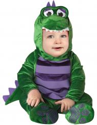 Kleine dinosaurus kostuum voor baby
