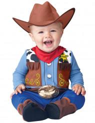 Cowboy kostuum voor baby