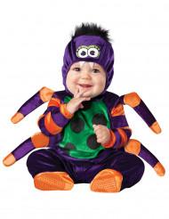 Spinnen kostuum voor baby