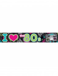 Lange jaren '80 banner