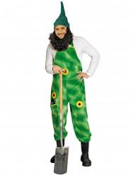 Tuinman tuinbroek kostuum voor mannen