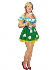 Beiers margriet kostuum voor vrouwen
