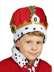 Rode koningskroon voor kinderen