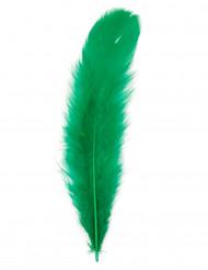 100 groene veren