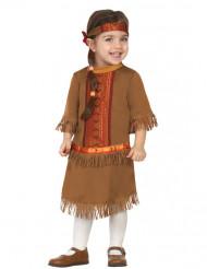 Indianen kostuum voor baby