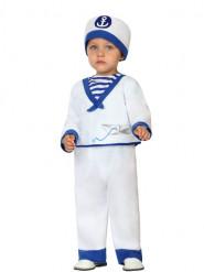 Matrozen kostuum voor baby
