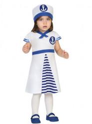 Marine kostuum voor baby