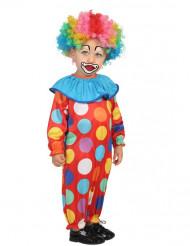 Clown kostuum voor baby