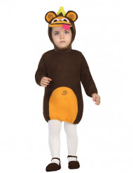 Apen jurk kostuum voor baby