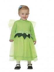 Groen feeën kostuum voor baby