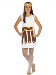 Wit Romein kostuum voor meisjes