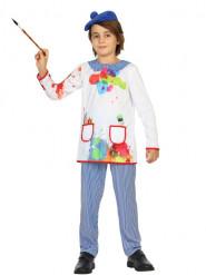 Schilder kostuum voor jongens