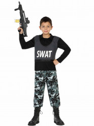 Militair SWAT kostuum voor jongens