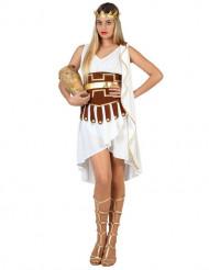 Wit Romeins kostuum voor vrouwen