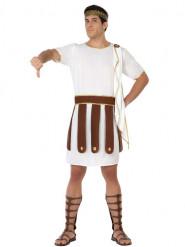 Wit Romeinen kostuum voor mannen