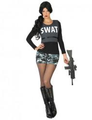 Militair SWAT kostuum voor vrouwen