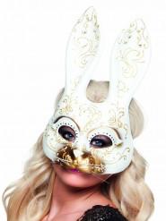 Venetiaans konijnenmasker voor volwassenen