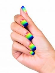 Opplakbare nep nagels voor vrouwen