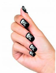 Neppe piraten nagels voor vrouwen