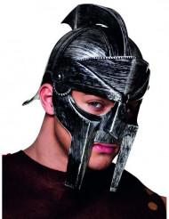 Zwarte gladiator helm voor volwassenen