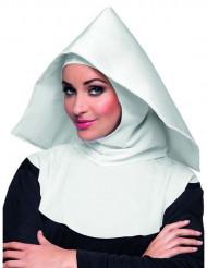 Witte non hoofddoekje