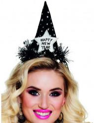 Happy New Year hoedje voor volwassenen
