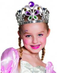Vlinder koningin tiara voor meisjes