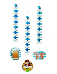 Set 3 Oktoberfest decoraties