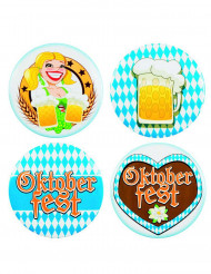 Set 4 Oktoberfest badges