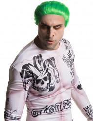 Joker - Suicide Squad™ pruik voor volwassenen