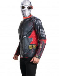 Deadshot Suicide Squad™ shirt en muts voor volwassenen