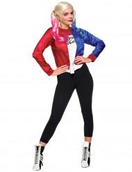 Harley Quinn Suicide Squad™ vest en t-shirt voor volwassenen