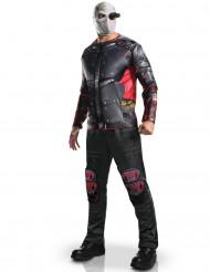 Suicide Squad™ Deadshot kostuum voor volwassenen