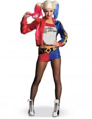 Luxe Harley Quinn - Suicide Squad™ kostuum voor vrouwen