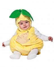 Bananen kostuum voor baby's