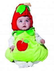 Appel baby kostuum