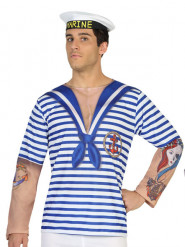 Matrozen t-shirt voor mannen